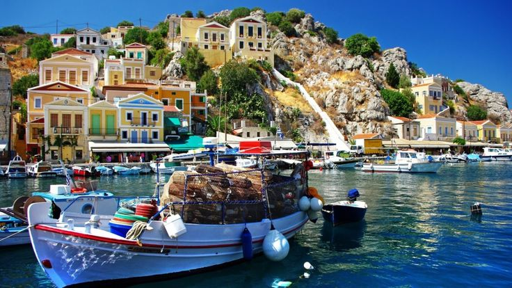 #3. SYMI, DODECANESE - 5 Beautiful Greek Islands You Need To Visit When Going To Greece