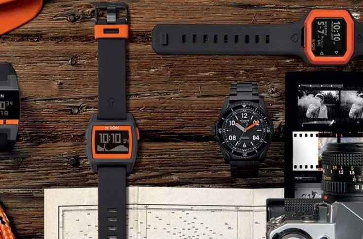 ¿Aficionado al Surf? #KMXmagazine lo es. Y por eso les presentamos esta pieza de Nixon en honor al campeón de la World Surf League ¡Está increíble! ¿Apoco no? #relojería #watches #watchlovers