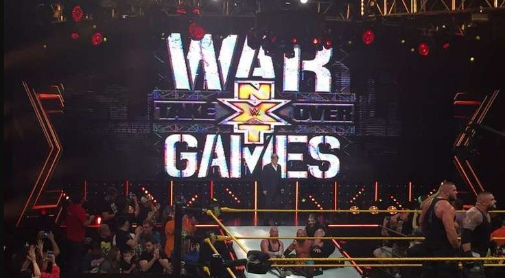 War Games Come Back WWE NXT Takeover, Houston