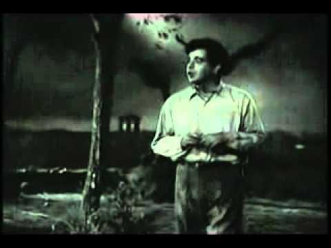 Rafi - Toote Hue Khwabon Ne - Madhumati [1958]