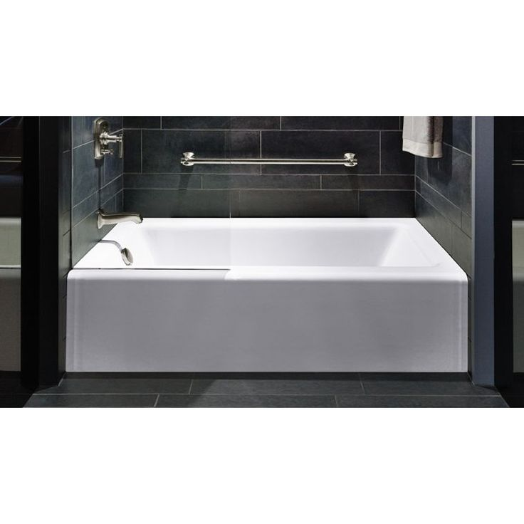 Wide Ledges For Extra Storage Space And A Standard Size For Easy  Installation Make This Kohler