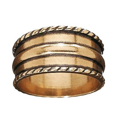 Kalevala Koru / Kalevala Jewelry / RING FROM KARJAA / Material: bronze or silver