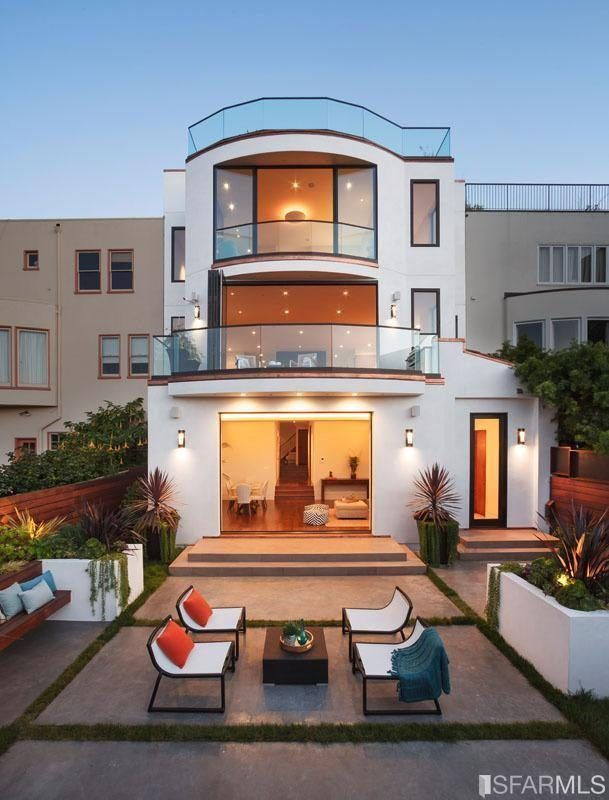 The Fanciest Thing At This Pac Heights Home? Its $15M Price