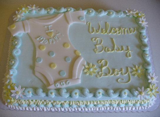 baby shower sheet cakes for boys view original image favorite