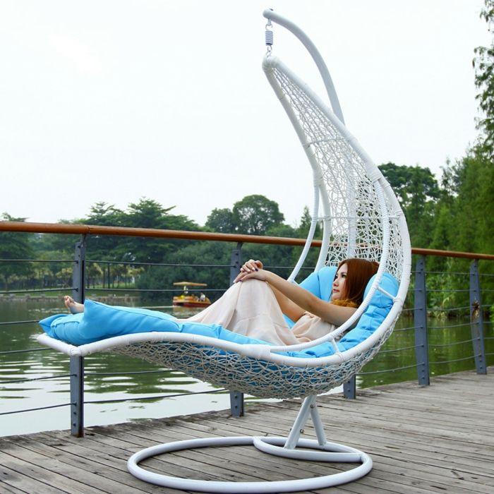 die besten 25 h ngesessel ideen auf pinterest stuhl. Black Bedroom Furniture Sets. Home Design Ideas