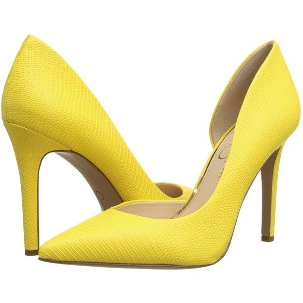 1000  ideas about Yellow High Heels on Pinterest | High heels ...