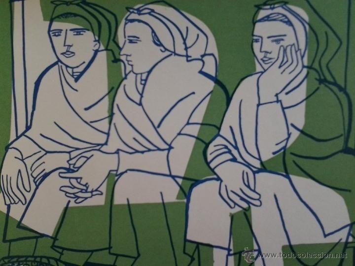 Libros de segunda mano: FIGURANDO RECUERDOS, LUIS SEOANE. 1ª EDICIÓN, FIRMADO Y NUMERADO 1959 - Foto 4 - 43919342