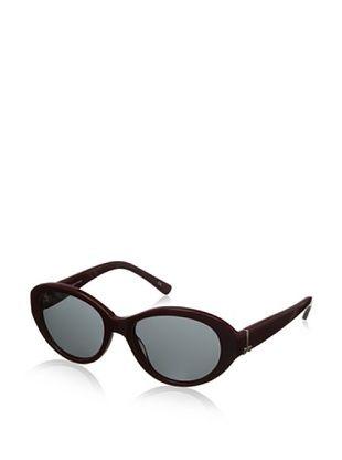 64% OFF Nina Ricci Women's NR3735 Sunglasses, Brick Red