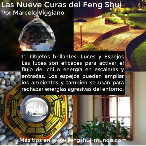 las 9 curas del Feng Shui 1