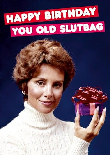 Slutbag bday                                                                                                                                                                                 More