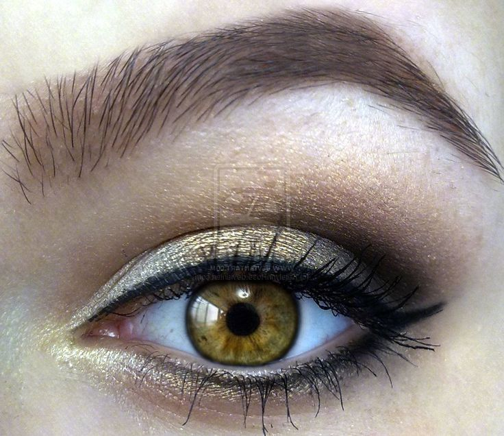 Step By Step Eye Makeup For Hazel Eyes