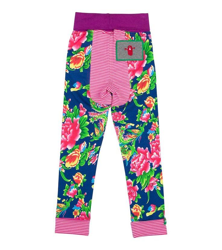Peggy Legging - Big, Oishi-m Clothing for kids, Spring 2016, www.oishi-m.com