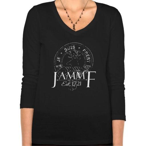 Je Suis Prest, JAMMF Shirts