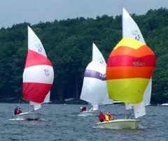 Sailing at Deep Creek Lake