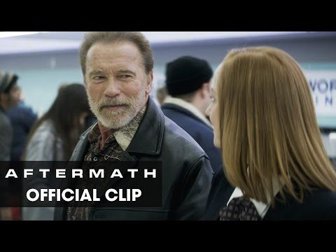 AFTERMATH (April 2017) Official Clip - Arnold Schwarzenegger, Scoot McNairy, Maggie Grace - Two strangers lives become inextricably bound together after a devastating plane crash. Inspired by actual events [...] - In theaters April 7, 2017 | Lionsgate Movies