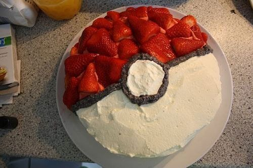 L (étonnamment !!!): Pokemon Cakes, Birthday Presents, Chocolates Chips, Round Cakes, Cakes Recipes, Boys Birthday, Awesome Cakes, Food Photo, Birthday Cakes