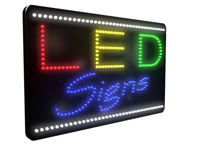 13 best LED Signs images on Pinterest