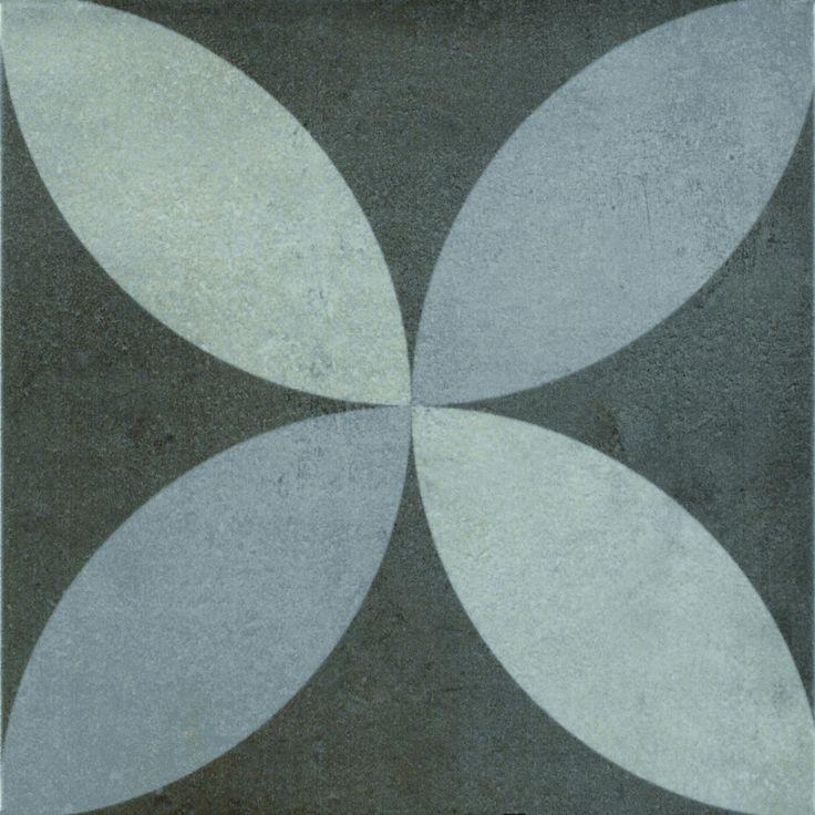 Unique Fliesenwelt Bodenfliese Arte Lepic grau schwarz x cm jetzt g nstig kaufen