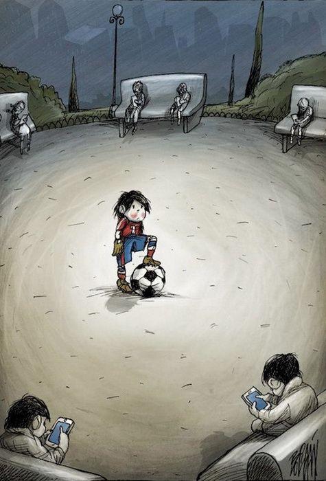 Карикатуры от Энджела Болигана (Angel Boligan)