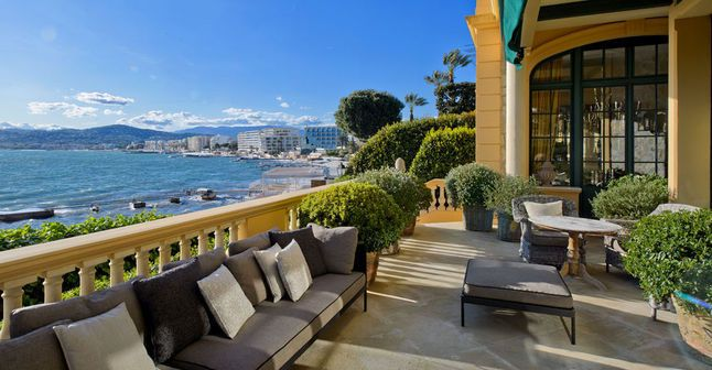 A vendre : La villa de Francis Scott Fitzgerald au Cap d'Antibes - CôtéMaison.fr