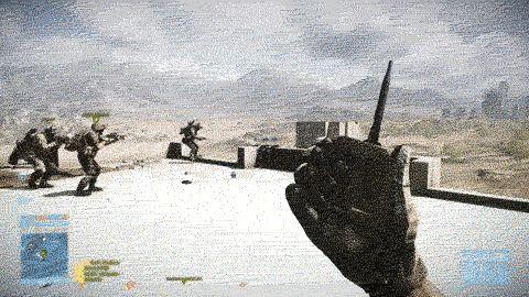 Battlefield 3 Nope GIF