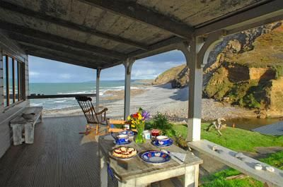Casa Rustica de Playa