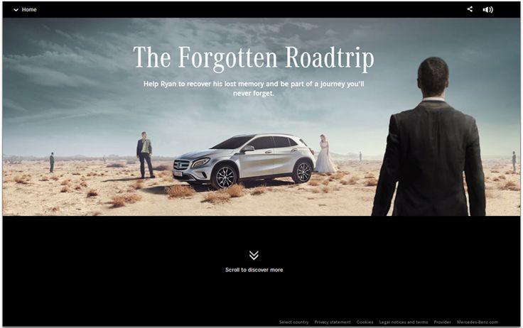 The New Mercedes Benz GLA