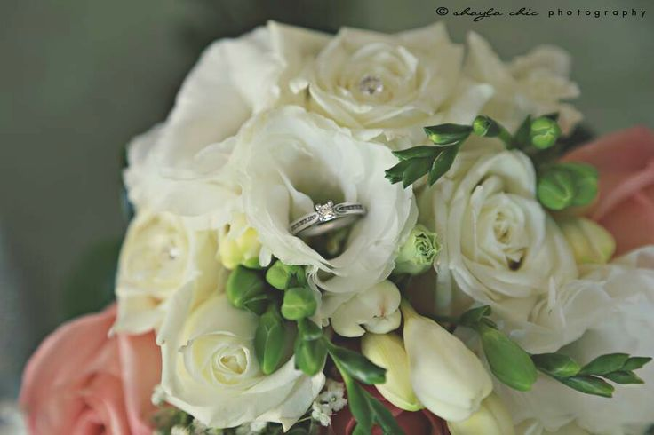 #flowers#ring#wedding
