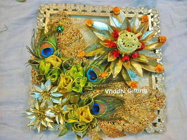 Indian Wedding Gift Packing