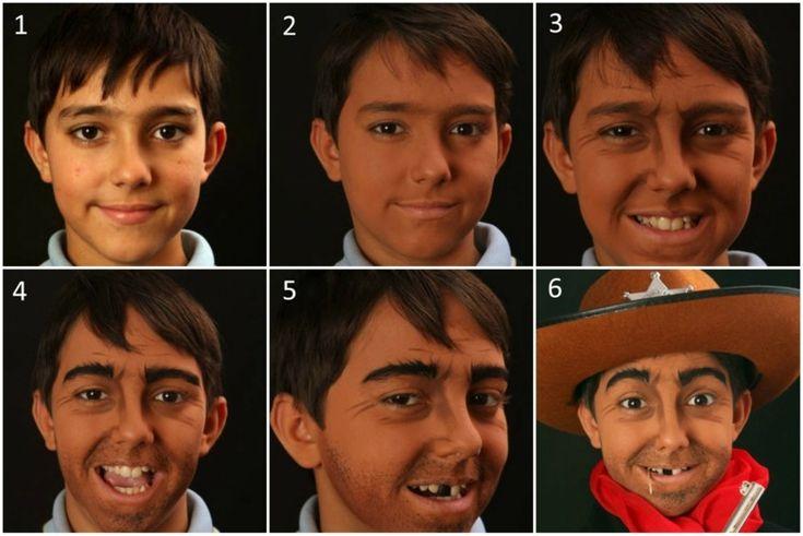 Cowboy schminken - Anleitung und Tipps