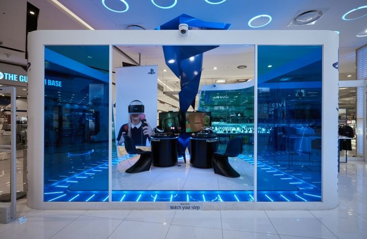 Sony PlayStation shop by studio IMA, Seoul – South Korea » Retail Design Blog