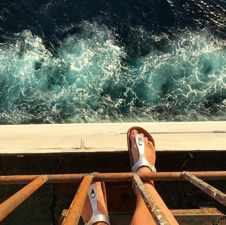 Cruzar de Mazatlán a La Paz en ferry fue una muy buena experiencia viajera. Amo disfrutar de las pequeñas cosas de la vida como ver las olas que se forman a un lado de los barcos...