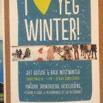 I <3 #YEG Winter Celebration - March 6, 2016 #yegkids #yeg