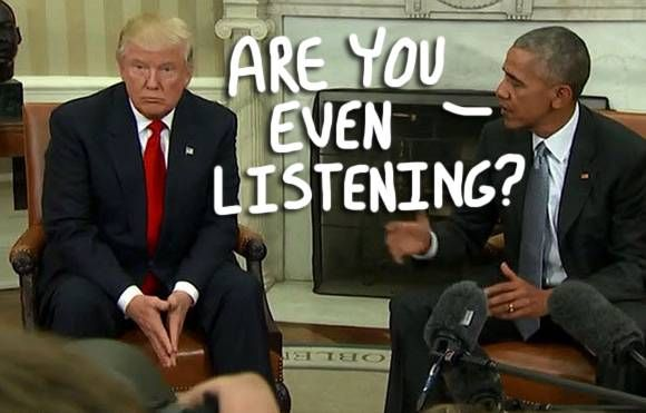 President Obama STILL Thinks Donald Trump Is 'Unfit' To Be President Despite Their Positive Meeting!