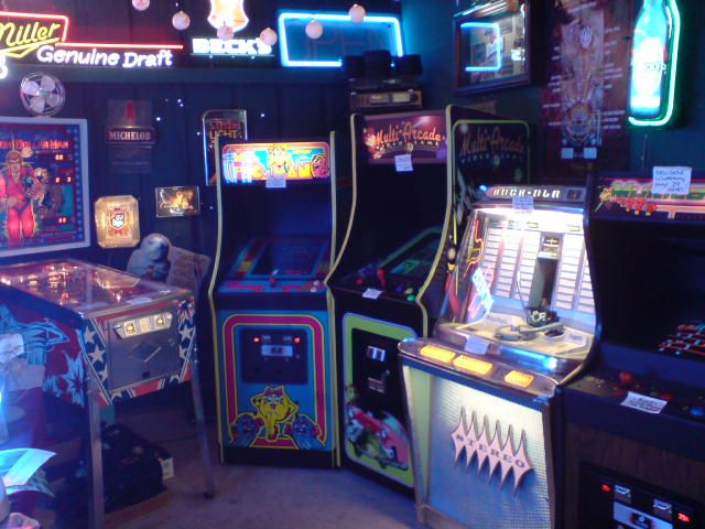The Internet Archive has more than 600 retro arcade games available for you to play...for FREE.