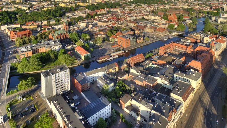 Bydgoszcz - Stare Miasto