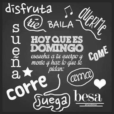 Buenos Días! ❤❤