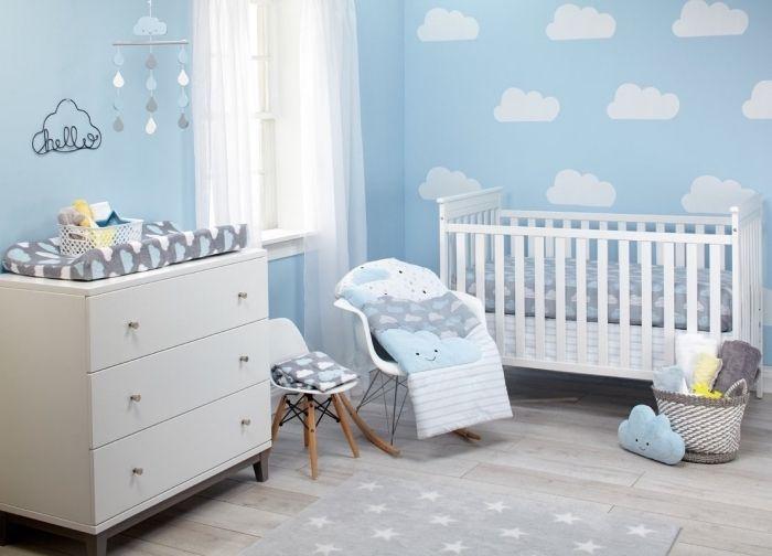▷ 1001 + modèles de chambre bébé garçon fantastiques   chambre d ...