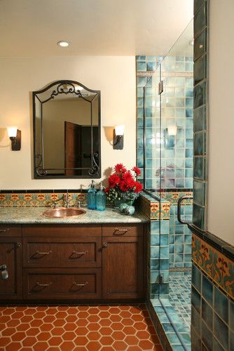 Best 25  Mediterranean bathroom ideas on Pinterest   Mediterranean style  bathroom design  Mediterranean bath products and Eclectic bath products. Best 25  Mediterranean bathroom ideas on Pinterest   Mediterranean