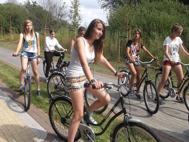 Wycieczki rowerowe. #kolonie2015 #obozy2015 #kolonieletnie