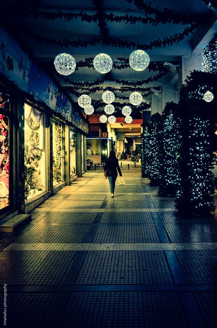This is my Greece | Thessaloniki during Christmas