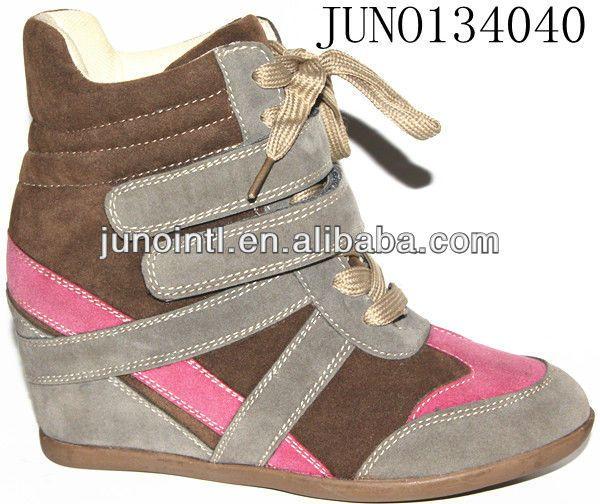 #high heels sneakers boots for women, #popular hidden wedge sneaker, #high heel sneaker