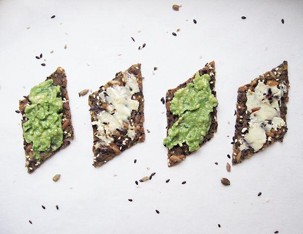 Syötävän hyvä: HERKULLISET GLUTEENITTOMAT NÄKKÄRIT