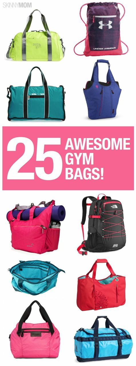Gym bags for any workout.