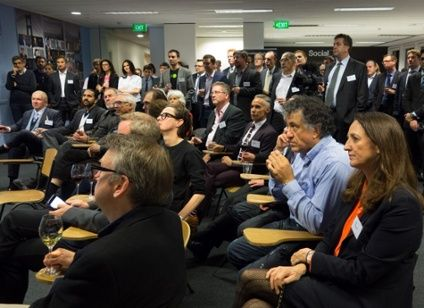 .CEO Network Launches in Sydney - June 2015