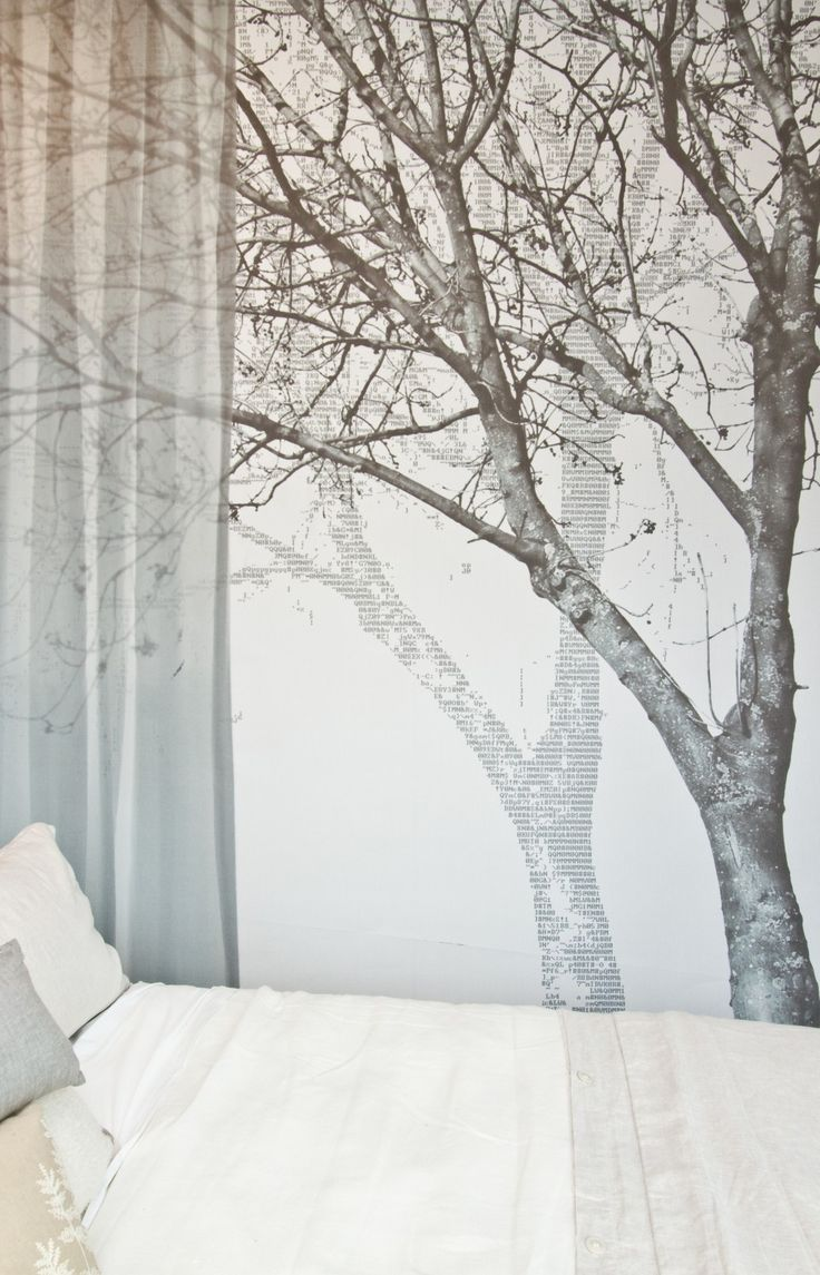 2010 The James Hotel Digitally printed roller blind