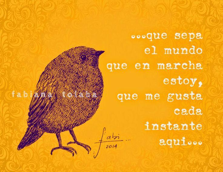 """De la canción 'En marcha estoy"""", Phil Collins, de la película """"Tierra de osos""""  http://misagapantos.blogspot.com.ar"""