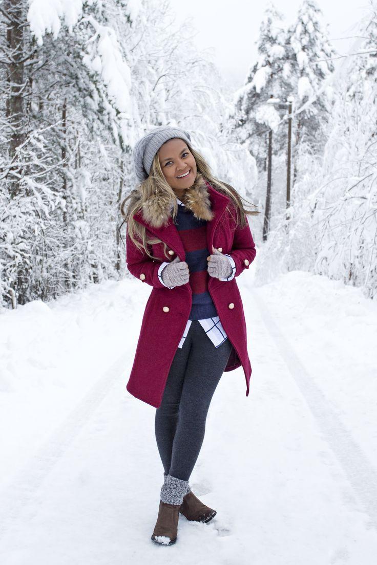 walking in a Winter wonderland :)