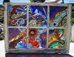 Image result for glass mosaics