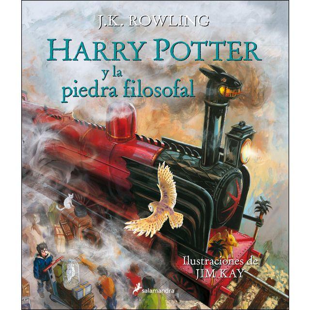 Salamandra Harry Potter Y La Piedra Filosofal Harry Potter Edición Ilustrada Piedra Filosofal Harry Potter Y La Piedra Filosofal Harry Potter Ilustraciones